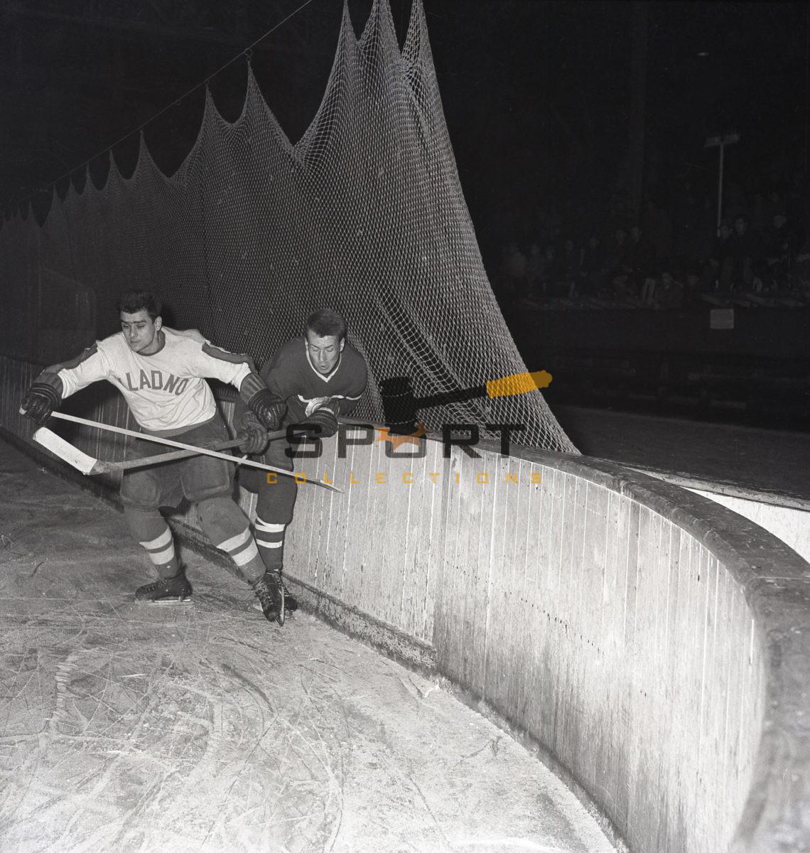 Hockey forward Bohumil Prosek