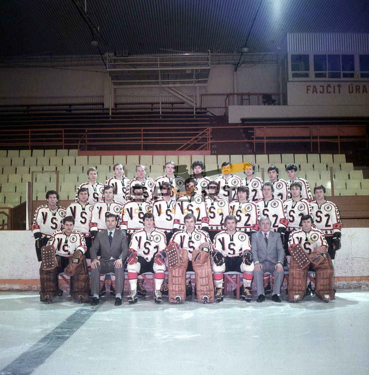 Hockey team VSZ Kosice