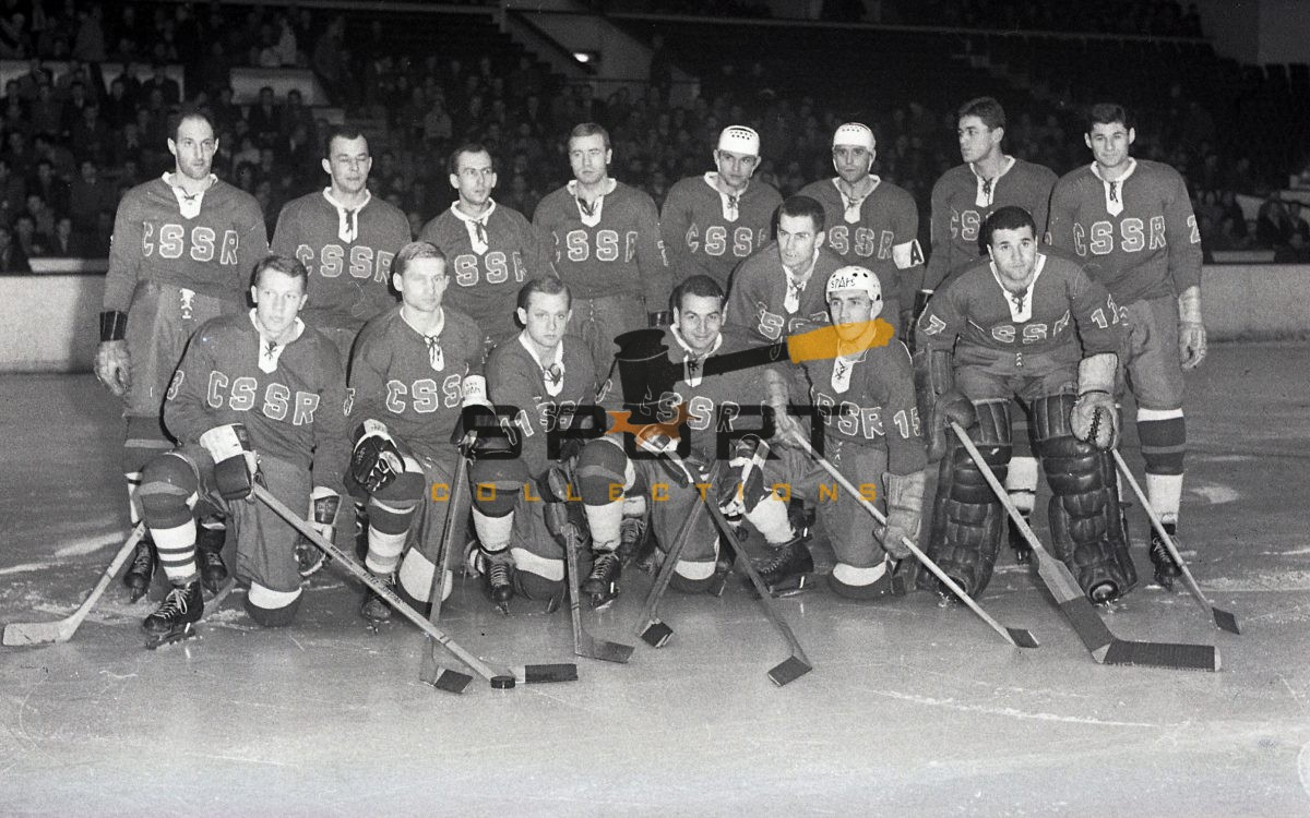 CSSR national hockey team