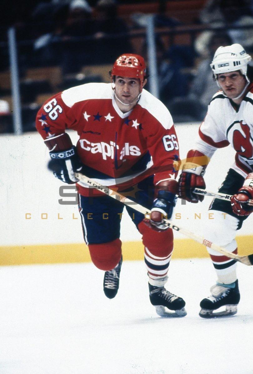 Hockey forward Milan Novy